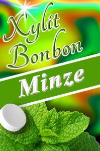 Xylit Bonbons Minz kaufen, 100% zuckerfrei, 70g (ca. 35 Stk)