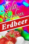 Xylit Bonbons Erdbeere kaufen, 100% zuckerfrei, 70g (ca. 35 Stk)