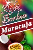 Xylit Bonbons Passionsfrucht (Maracuja) kaufen, 100% zuckerfrei, 70g (ca. 35 Stk)
