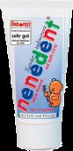 nenedent® Xylit Kinderzahncreme, ohne Fluorid, 50ml